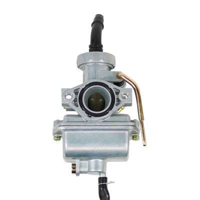 Chinese PZ22 Carburetor. - Hand Choke - Version 25 - Coolster 50cc-125cc
