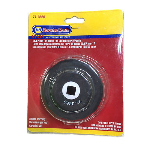 Professional 900 Series End Cap Oil Filter Wrench - UTV - ATV