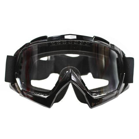 Off-Road Racing Goggle - Black