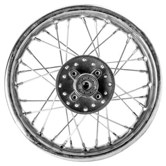 "Rear 12"" x 1.85"" Dirt Bike Rim Wheel - 32 Spokes - Version 1269 - VMC Chinese Parts"