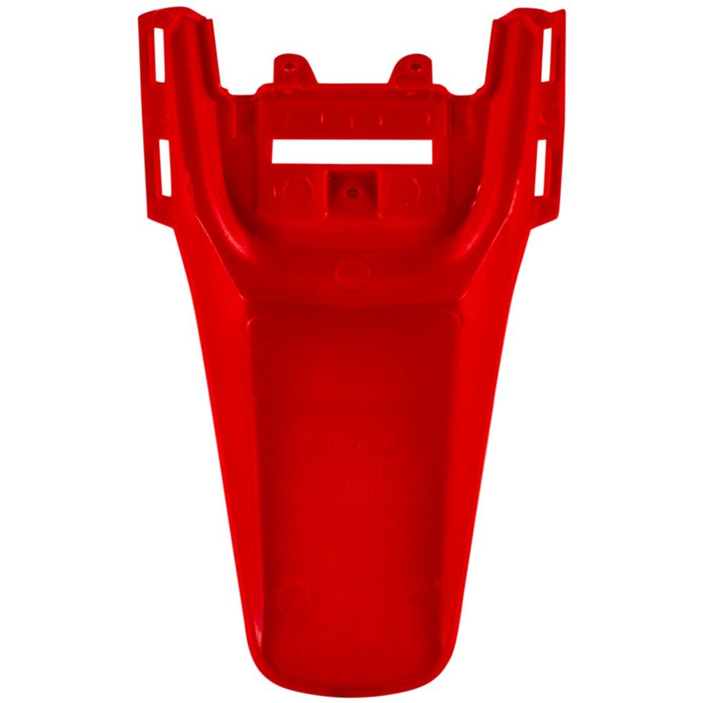 Front Fender for Honda XR50 CRF50 KC110 Dirt Bike RED by VMC CHINESE PARTS