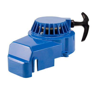 Recoil Pull Start - Aluminum - 2 Stroke - Metal Claw - Version 7 BLUE