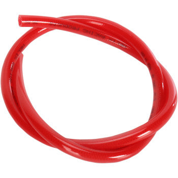 Helix High Pressure RED Fuel Line Tubing - 3/8