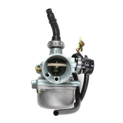 Chinese PZ19 Carburetor - Cable Choke - 50cc-125cc - Version 16 - VMC Chinese Parts