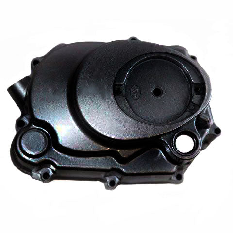 Engine Cover - Right - BLACK - 110cc to 125cc Engines - Version 12