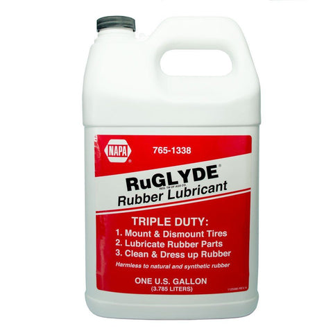 RuGlyde Tire Mounting Lubricant - Rubber Based - Balkamp