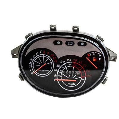 Instrument Cluster / Speedometer for Taotao Scooters - VMC Chinese Parts