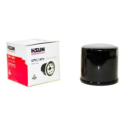Oil Filter Genuine OE Hisun Oil filter for 250cc thru 750cc UTV's & Side by Side's