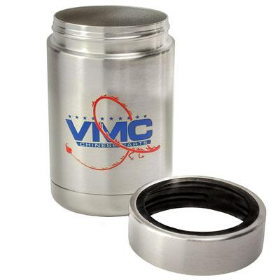 Stainless Steel 12oz Can Holder w/ Double Wall Insulation - VMC Chinese Parts