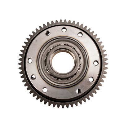 Starter One Way Drive Clutch Gear Assembly - BMW F650 - 61 Tooth - Version 9
