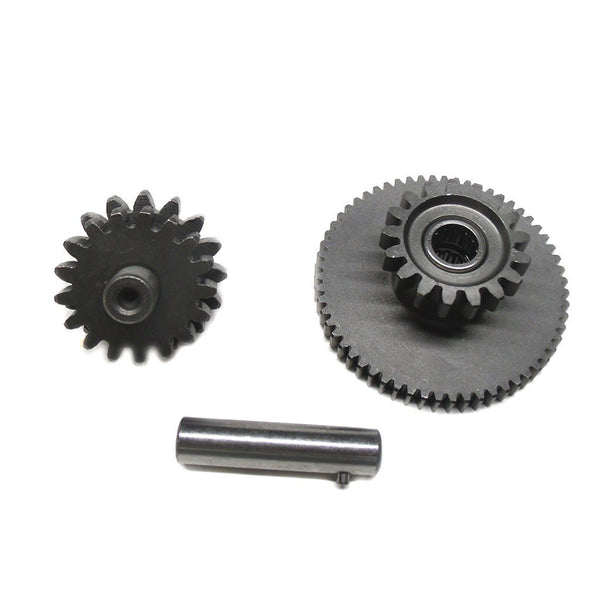 Starter Idler - Reduction Gear Assembly - 200cc CG Engine 17 Tooth - VMC Chinese Parts