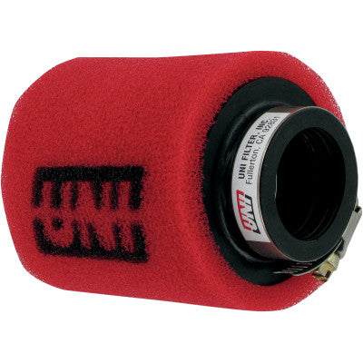 Air Filter - 38mm ID - Two Stage UNI Pod Filter - Angled - 4