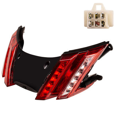 Tail Light for Tao Tao Quantum 150 Scooter - Version 145