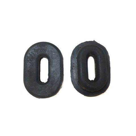 Gas Tank Mount Bushings - Rubber