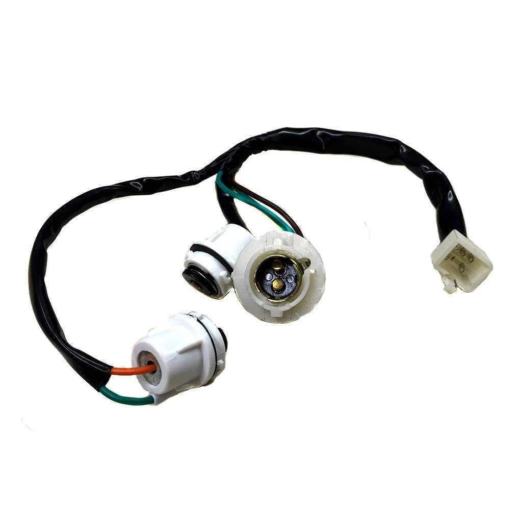 Tail Light Wiring Harness For Tao Atm50a A1 Speedy Scooter Vmc Chinese Parts