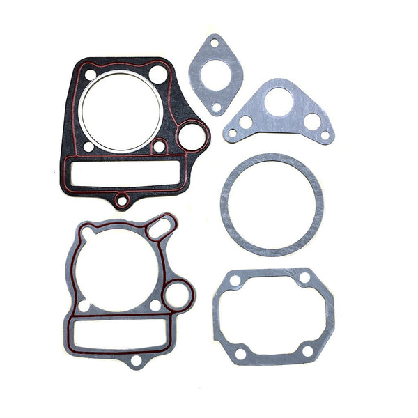 Top End Gasket Set  - 52.4mm - 125cc Engine with Aluminum Cylinder - VMC Chinese Parts