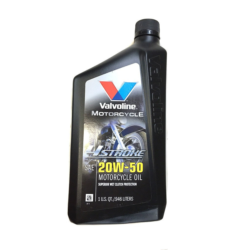 Valvoline Motorcycle Sae 4 Stroke Oil 20w 50 Vmc Chinese Parts