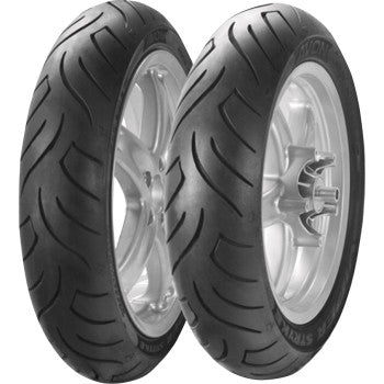 130/60-13 AM63 Viper Stryke Reinforced Tire - Bias Tubeless