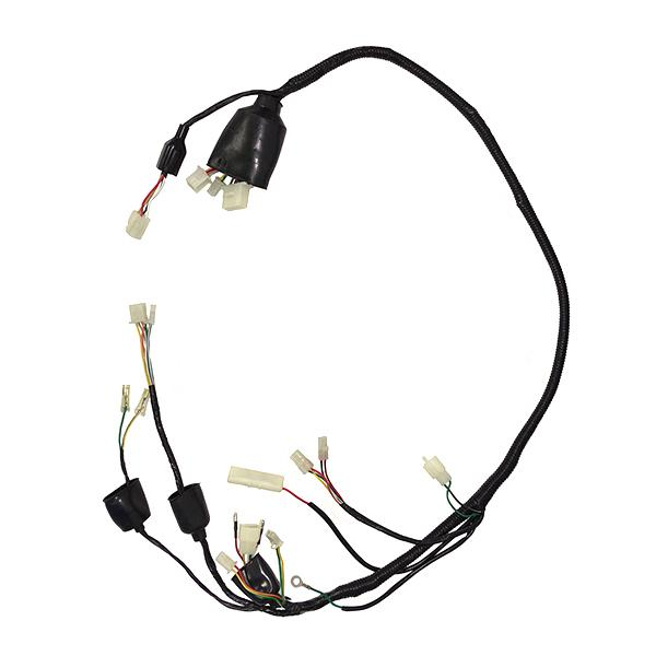 Wiring Harness for Jonway 50QT-6 Scooter YY50QT019001 GY6 ... on