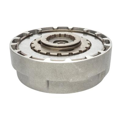 Clutch Assembly - 17 Teeth - 50cc-125cc Semi Auto - Version 2