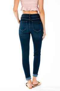 KanCan High Rise Skinny Ankle Jeans 3 - JQ Clothing Co. - Oakes ND