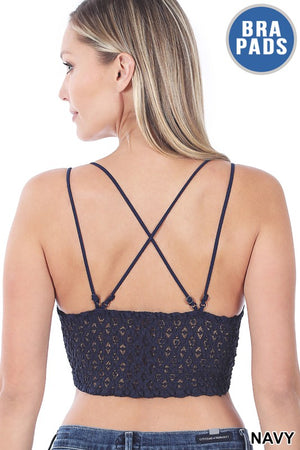Must Have Lace Bralette 2 - JQ Clothing Co. - Oakes, ND\