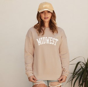Midwest Fleece Pullover 4 - JQ Clothing Co. - Oakes, ND