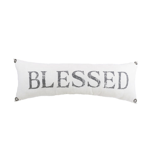Blessed Decor Pillow