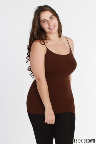 NikiBiki Plus Size Long Camisole - The Loft on Main - Oakes ND