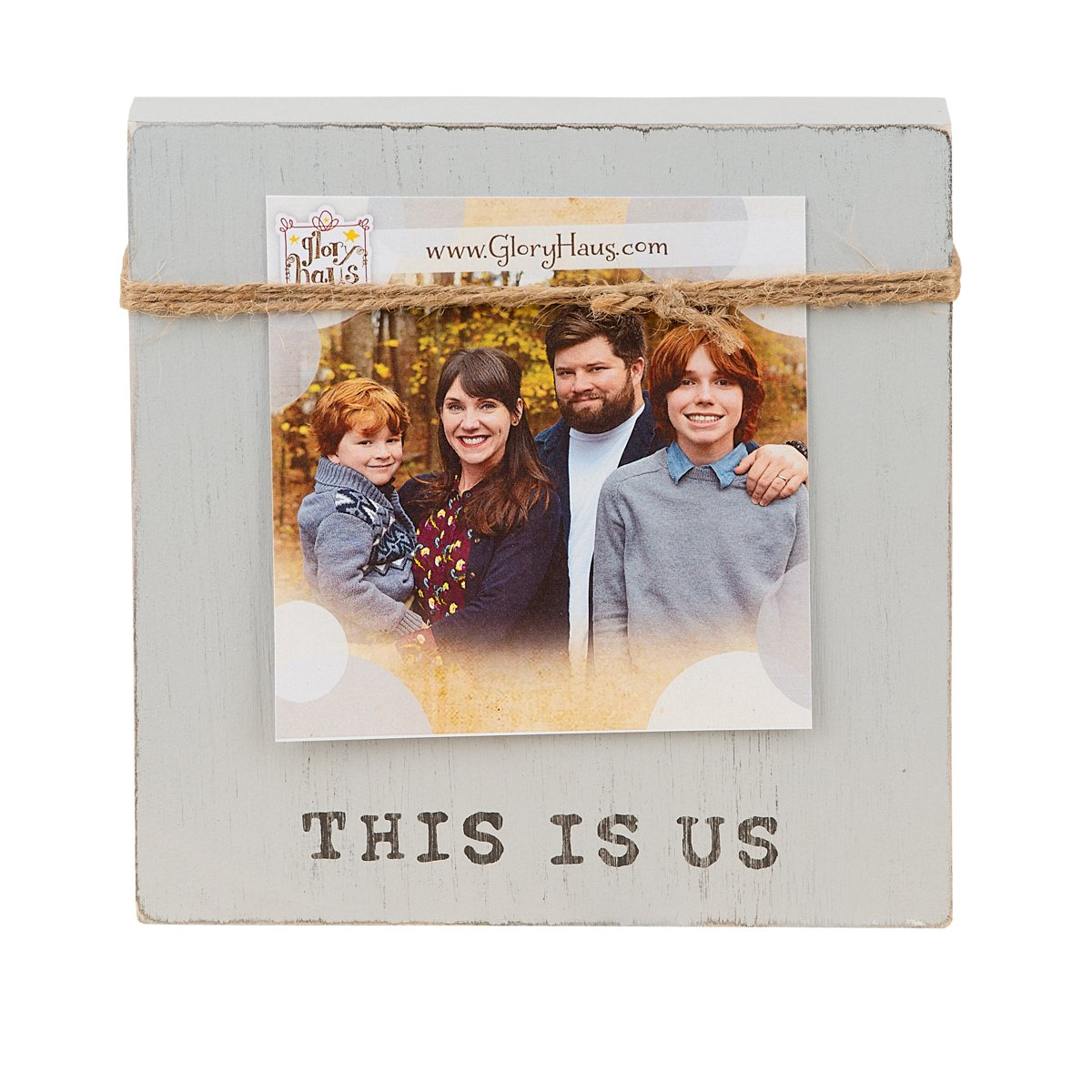 This is Us Twine Frame