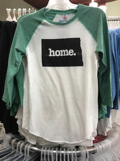ND HOME Raglan Tee 3 - The Loft on Main - Oakes ND