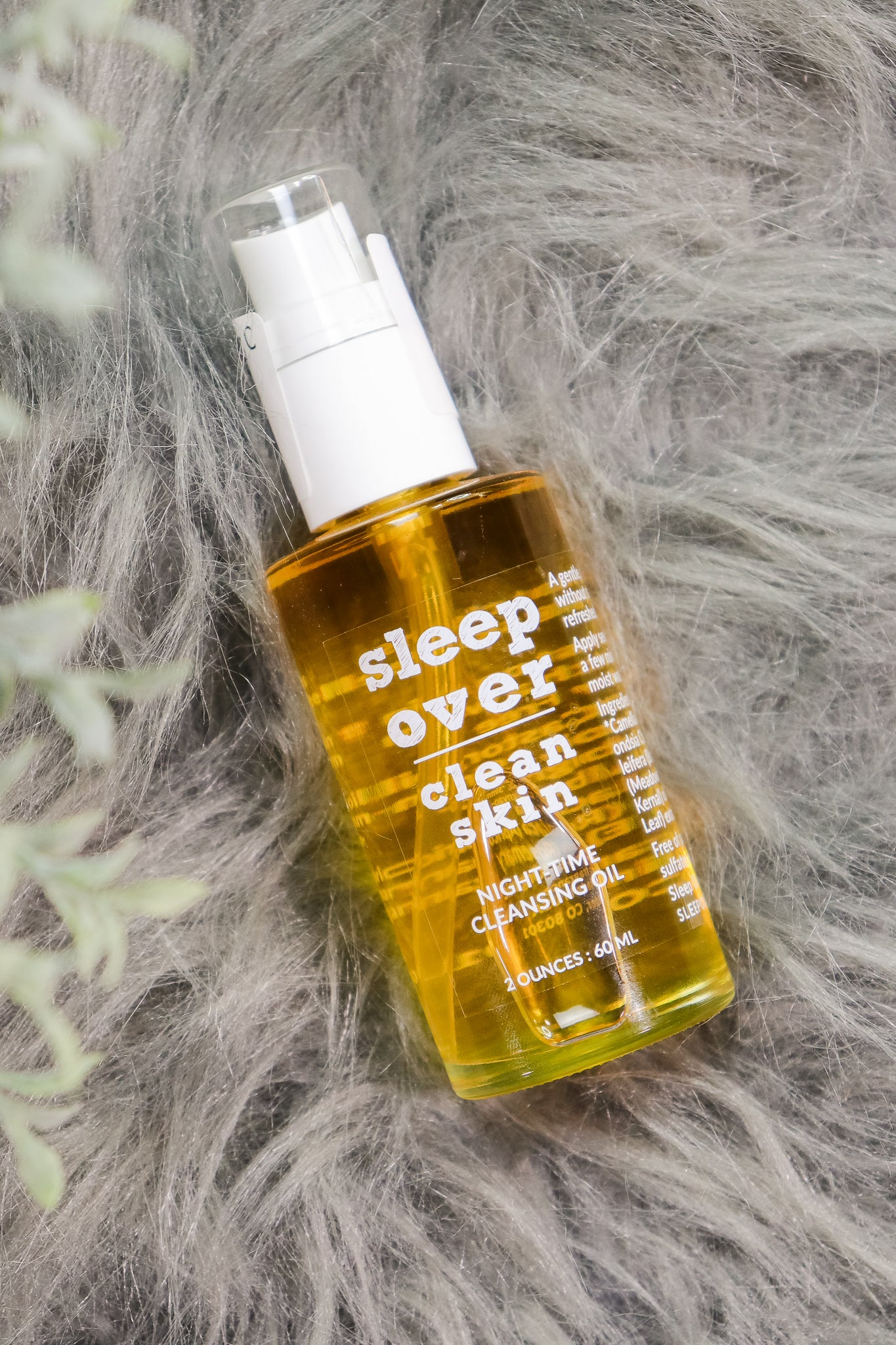 Sleep Over Cleansing Oil - JQ Clothing Co. - Oakes, ND