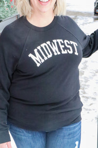 Midwest Fleece Pullover 2 - JQ Clothing Co. - Oakes, ND