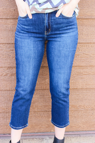 KanCan High Rise Skinny Jeans 1 - JQ Clothing Co. - Oakes ND