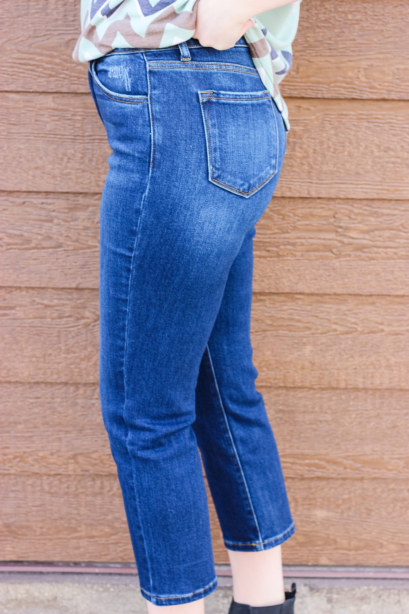 KanCan High Rise Skinny Jeans 2 - JQ Clothing Co. - Oakes ND