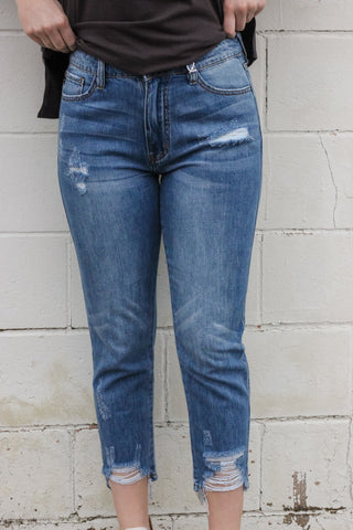 KanCan High Rise Jeans 1 - JQ Clothing Co. - Oakes ND