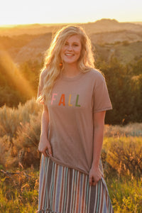 Ready for Fall Graphic Tee - JQ Clothing Co. - Oakes ND
