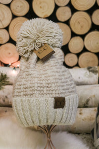 Snowflake Pom Beanie 5 - JQ Clothing Co. - Oakes, ND