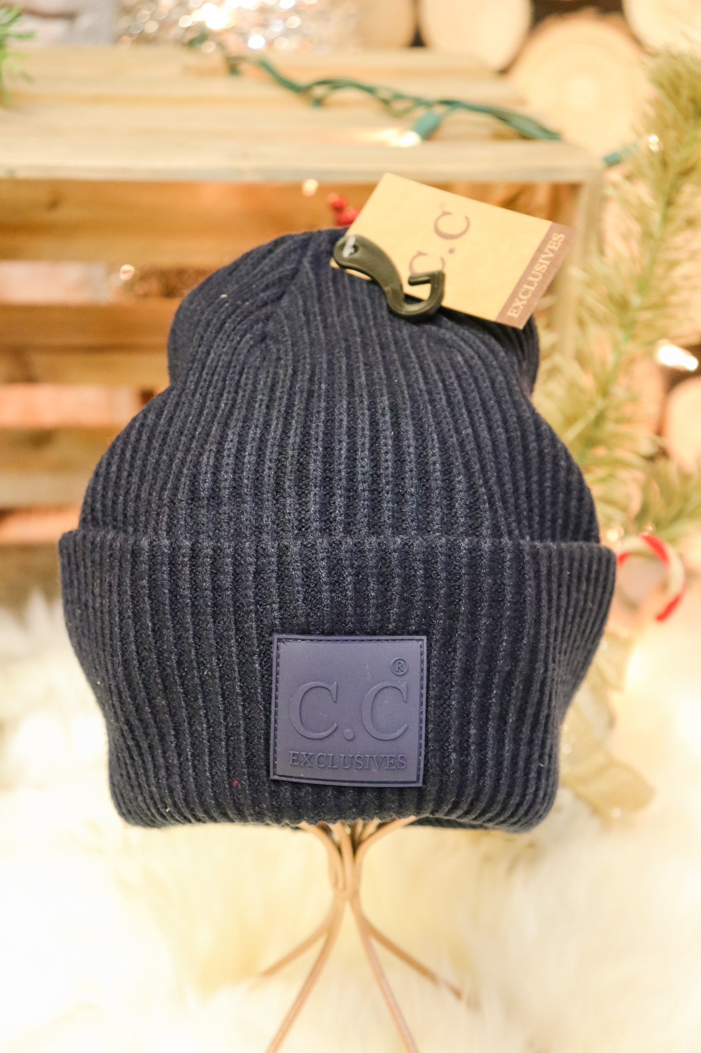 Cozy Nights Classic Beanie 2 - JQ Clothing Co. - Oakes, ND