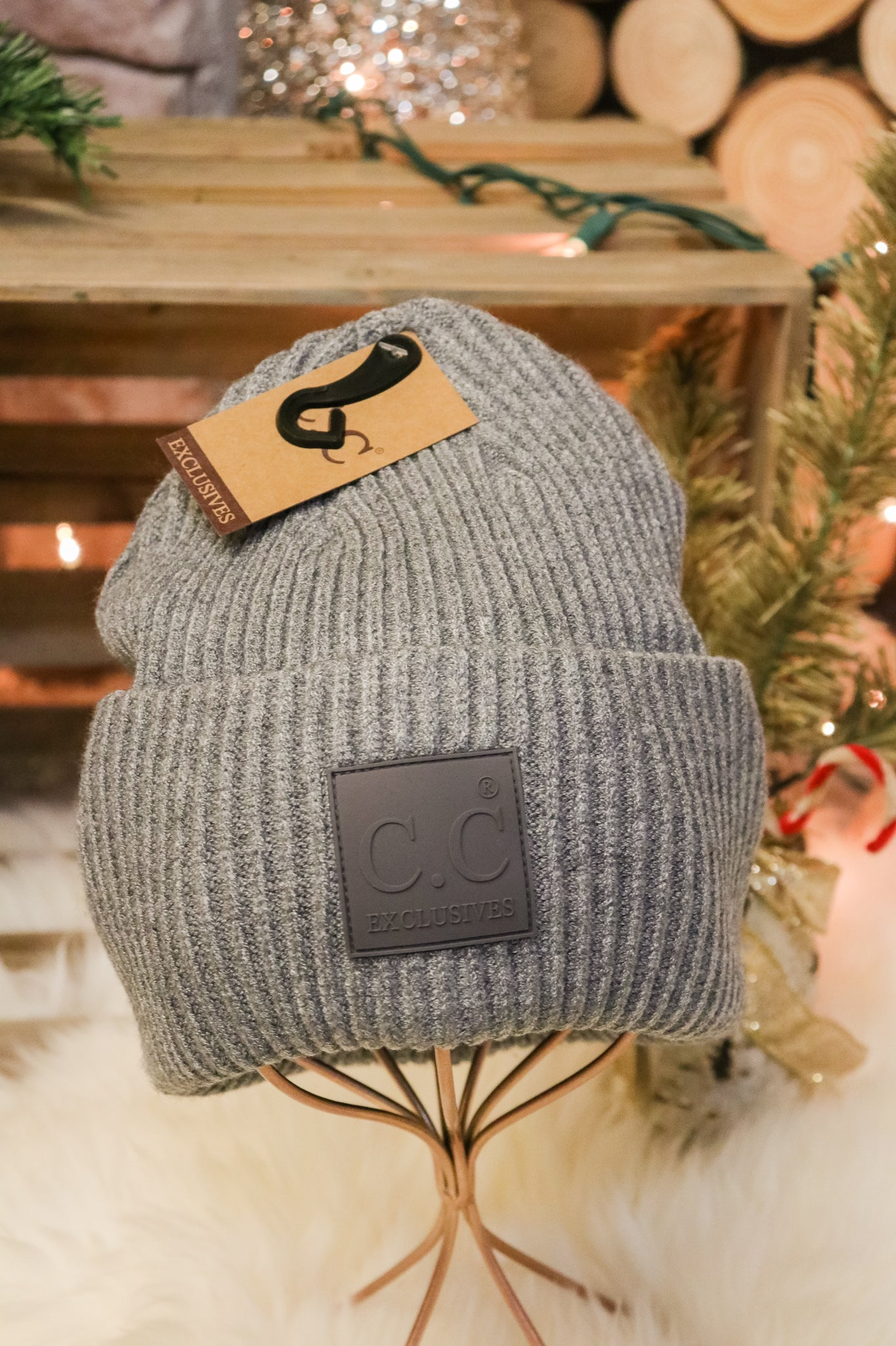 Cozy Nights Classic Beanie 3 - JQ Clothing Co. - Oakes, ND