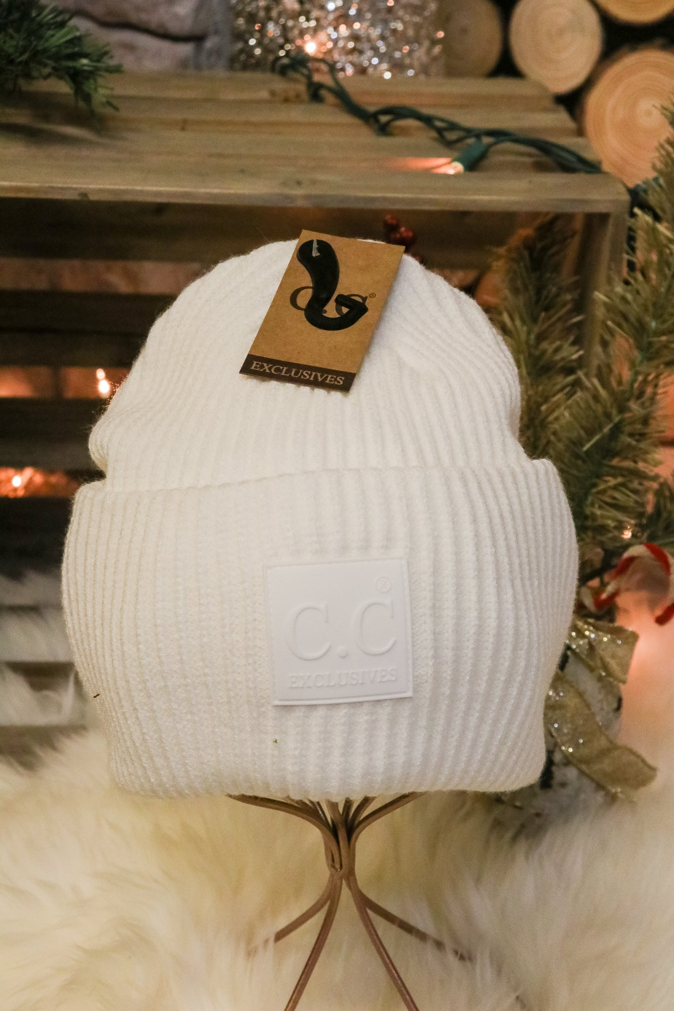 Cozy Nights Classic Beanie 4 - JQ Clothing Co. - Oakes, ND