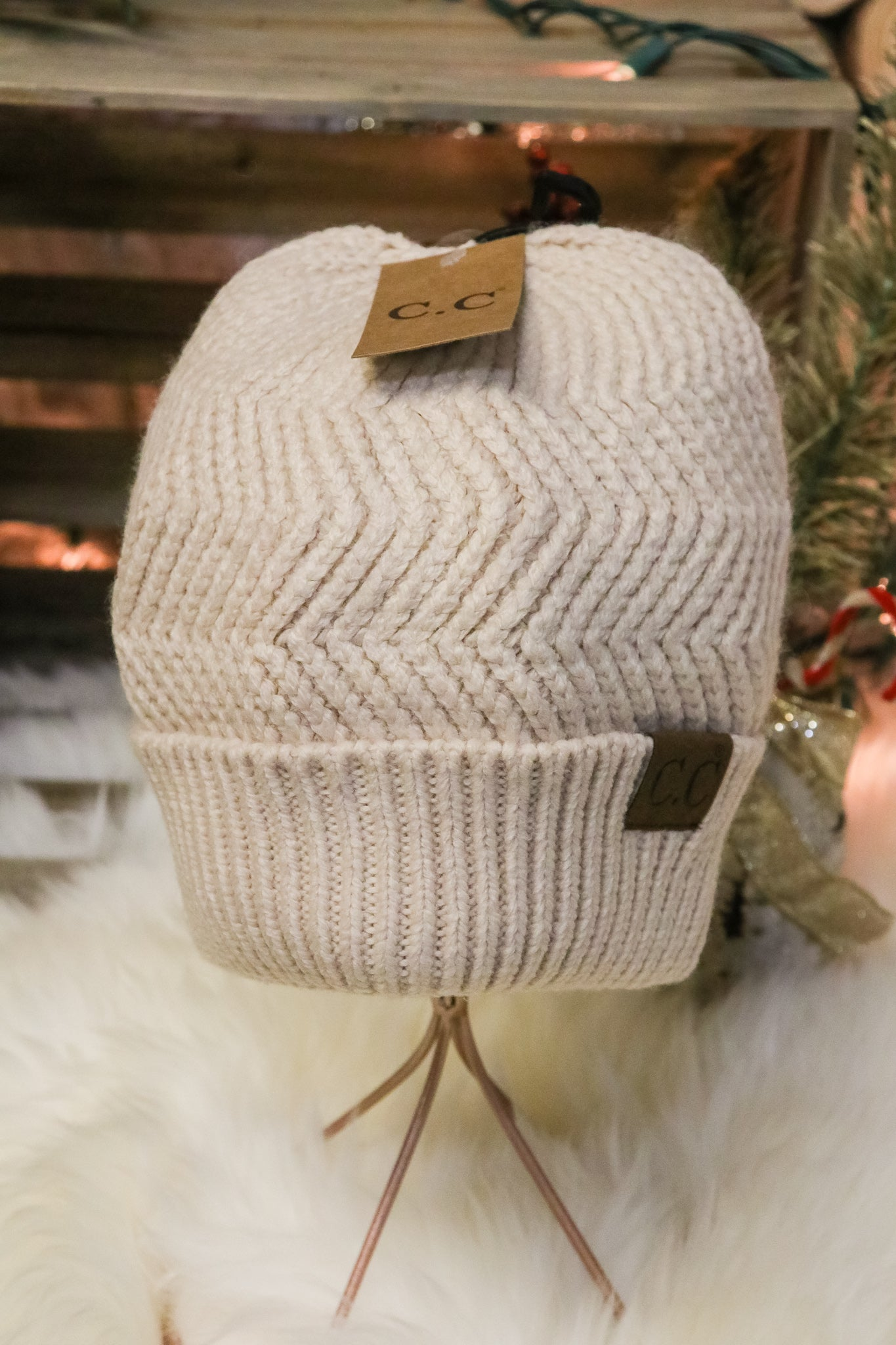 Winter Day Beanie 2 - JQ Clothing Co. - Oakes, ND