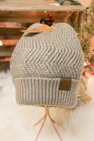 Winter Day Beanie 3 - JQ Clothing Co. - Oakes, ND