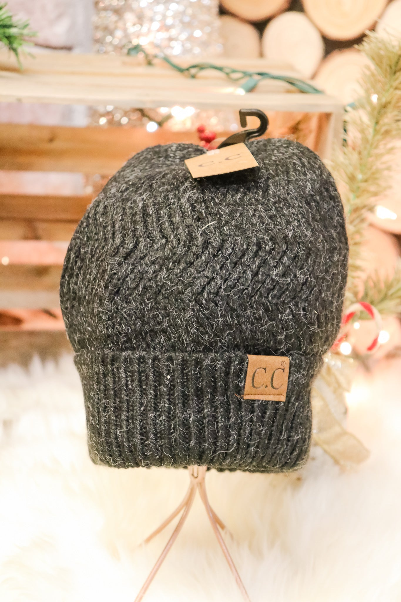 Winter Day Beanie 4 - JQ Clothing Co. - Oakes, ND