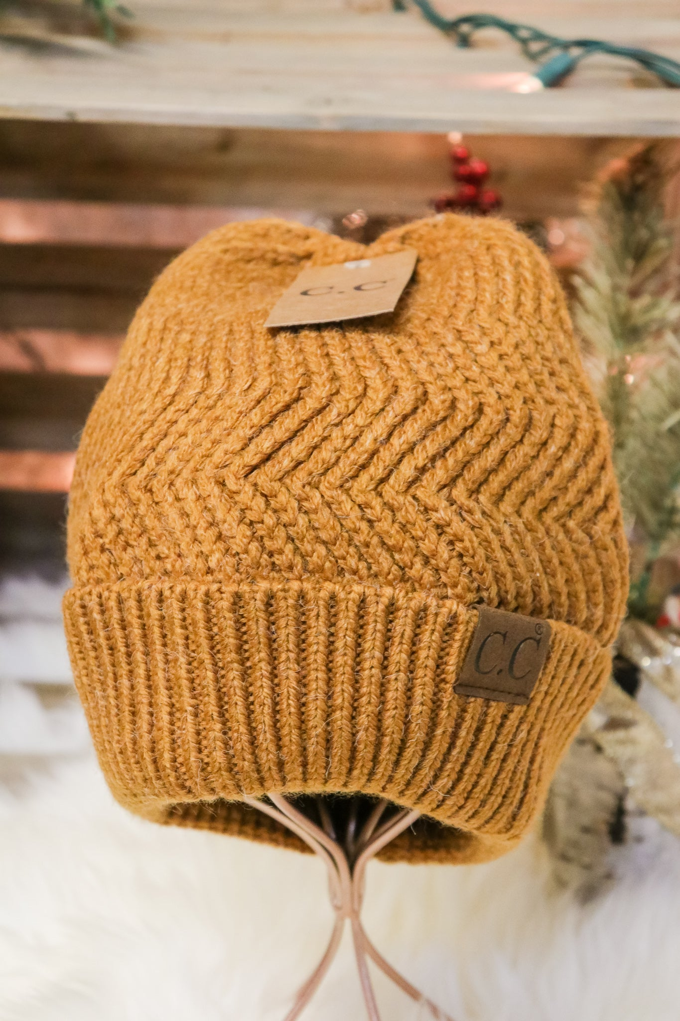 Winter Day Beanie 1 - JQ Clothing Co. - Oakes, ND