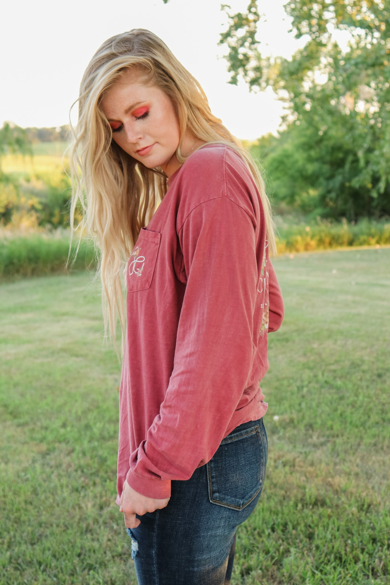 JQ Clothing Co. Long Sleeve Tee 3 - JQ Clothing Co. - Oakes, ND