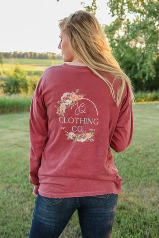 JQ Clothing Co. Long Sleeve Tee 4 - JQ Clothing Co. - Oakes, ND