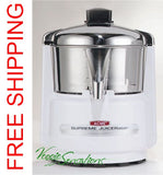 Acme Centrifugal Juicer 6001 + 200 Free Juice Filters - VeggieSensations