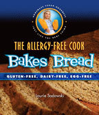 The Allergy Free Cook Bakes Bread - VeggieSensations