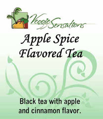 Apple Spice Flavored Tea - Loose Leaf